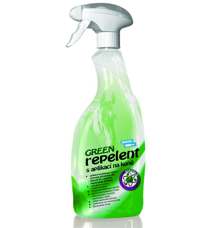 GREEN REPELLENT repelents zirgiem