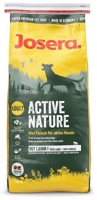 Josera Super Premium Active Nature - (new pack)