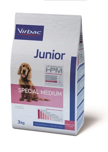 VIRBAC HPM DOG SPECIAL MEDIUM