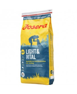 JOSERA SUPER PREMIUM LIGHT & VITAL-15 Kg