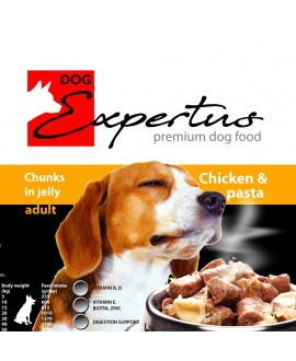 Expertus Chicken&Pasta in Jelly