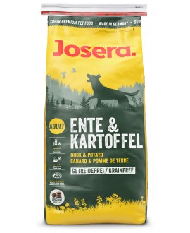 JOSERA SUPER PREMIUM DUCK & POTATO (Ente&Kartoffel)