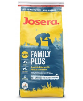 Josera Super Premium Family Plus - 15 kg