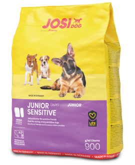 Josera Premium JosiDog Junior Sensitive 900 g