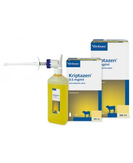 Kriptazen 0.5 mg/ml 980 ml
