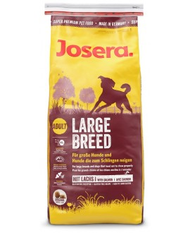 JOSERA SUPER PREMIUM LARGE BREED -15 Kg