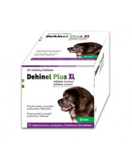 Dehinel Plus XL tbl. N60
