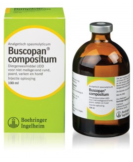 Buscopan comp. inj. 100 ml*