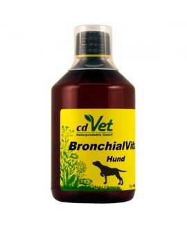 Bronchial Vital Hund cd VET 100 ml