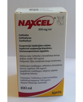 Naxcel 100 mg/ml 100 ml