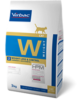 VIRBAC HPM DIET CAT WEIGHT LOSS & CONTROL