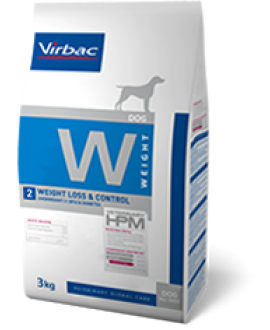 VIRBAC HPM DIET DOG WEIGHT LOSS & CONTROL