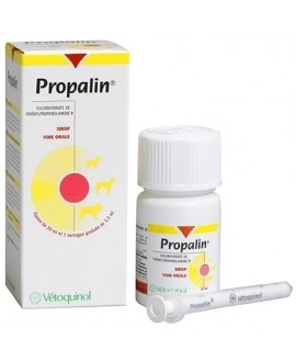 PROPALIN Syrup 40 mg/ml 100 ml