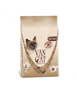 Smiltis Vancat 10 kg Brown