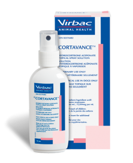 Cortavance 0.584 mg/ml