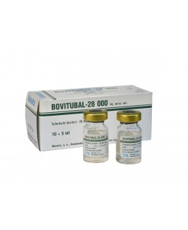 Bovitubal 28 000 inj. 5 ml*