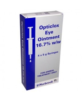 Opticlox Eye Ointment 5 g N4