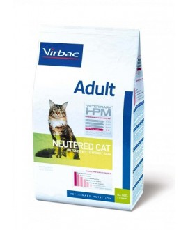 Virbac HPM Cat Adult Neutered Kaķu Barība