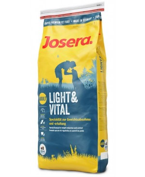JOSERA SUPER PREMIUM LIGHT & VITAL