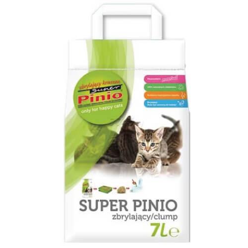Certech Super Pinio Kruzson 7 L pakaiši dzīvniekiem koka granulas
