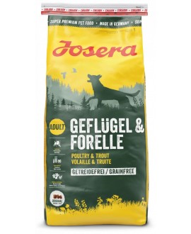 Josera Super Premium Poultry&Trout