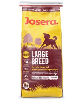 JOSERA SUPER PREMIUM LARGE BREED -15 Kg