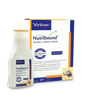 Virbac Nutribound dogs šķidra Papildbarība suņiem