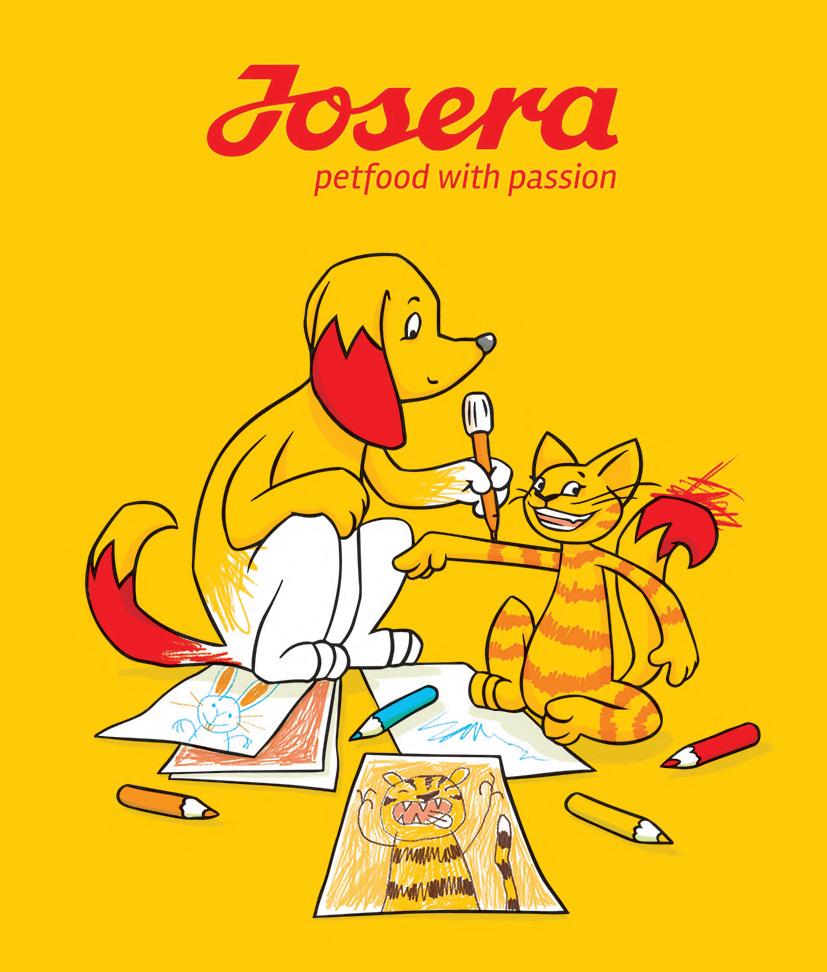 Josera krāsojamā grāmatiņa